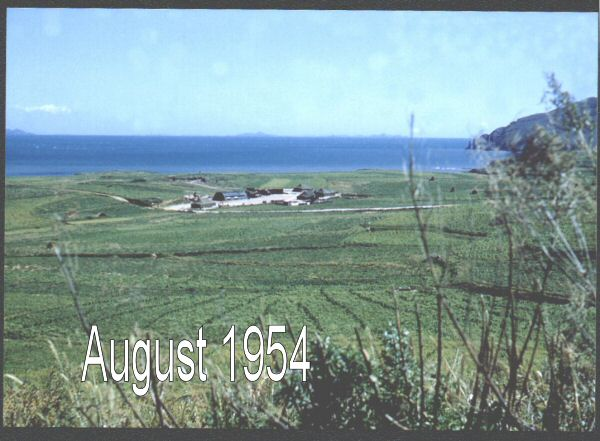 PYdo Site August 1954